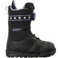 Ботинки Burton Chloe Black Purple 13-14